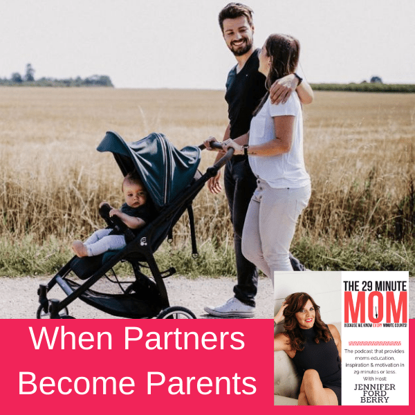 Episode 85: When Partners Become Parents with Catharine O'Brien