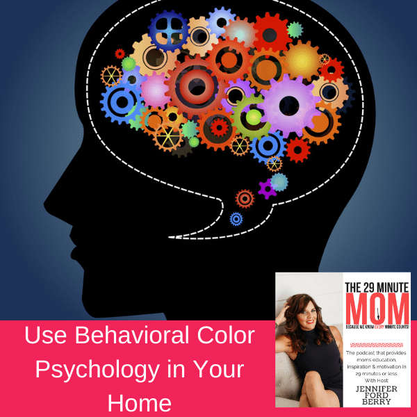 EPISODE 87: Use Behavioral Color Psychology in Your Home with Mehanz Khan