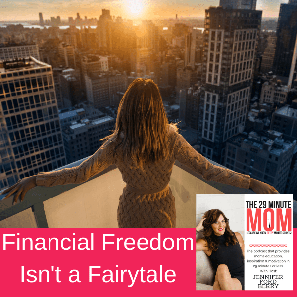 EPISODE 83: Financial Freedom Isn't a Fairytale with the Seven Dollar Millionaire